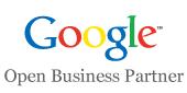 Googleオープンビジネスパートナー活動認定